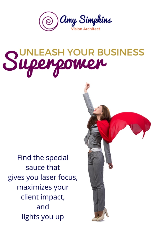 Unleash Your Business Superpower